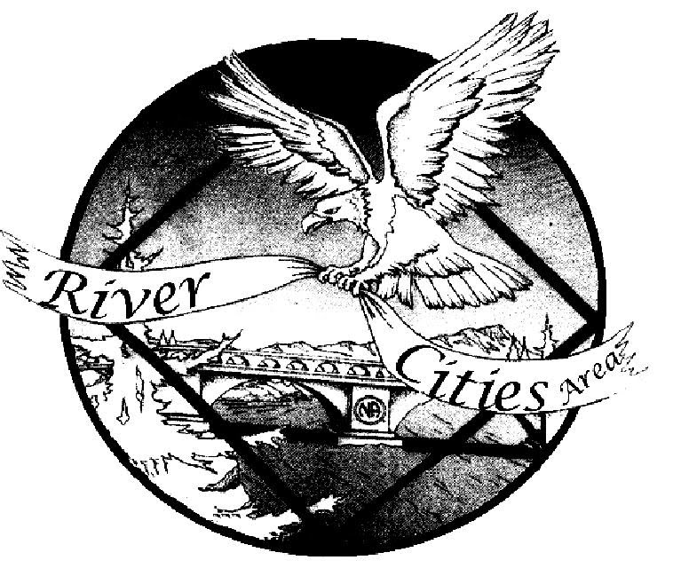 River Cities Area of NA logo